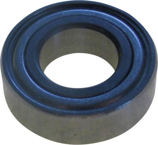 Reely Kugellager radial Chromstahl Innen-Durchmesser: 10 mm Außen-Durchmesser: 19 mm Drehzahl (max.): 37000 U/min