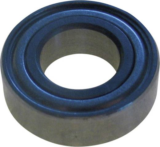 Reely Kugellager radial Chromstahl Innen-Durchmesser: 3 mm Außen-Durchmesser: 10 mm Drehzahl (max.): 60000 U/min