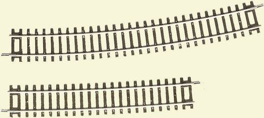 H0 RocoLine (ohne Bettung) 42428 Gebogenes Gleis