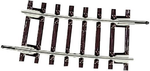 H0 RocoLine (ohne Bettung) 42409 Gebogenes Gleis 7.5 ° 419.6 mm