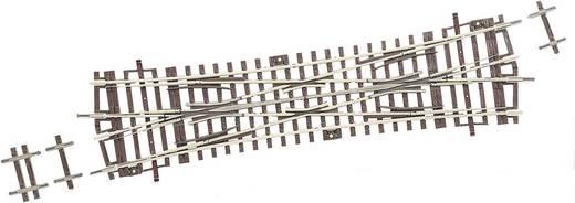 H0 RocoLine (ohne Bettung) 42451 Doppelkreuzungsweiche 230 mm 15 ° 1050 mm