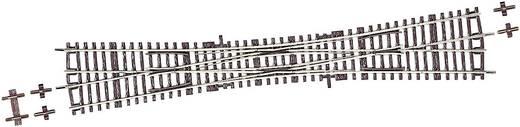 H0 RocoLine (ohne Bettung) 42496 Doppelkreuzungsweiche 345 mm 10 ° 995 mm