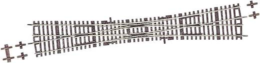 H0 RocoLine (ohne Bettung) 42496 Doppelkreuzungsweiche 345 mm