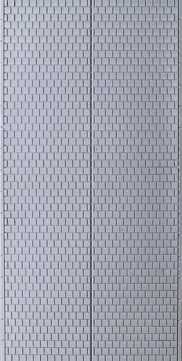 H0, TT Kunststoff-Platten (L x B) 200 mm x 100 mm Kunststoffmodell 52423