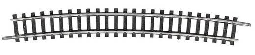 N Minitrix Gleis T14918 Gebogenes Gleis