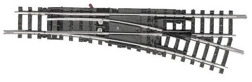 N Minitrix Gleis T14955 Weiche, rechts 112.6 mm