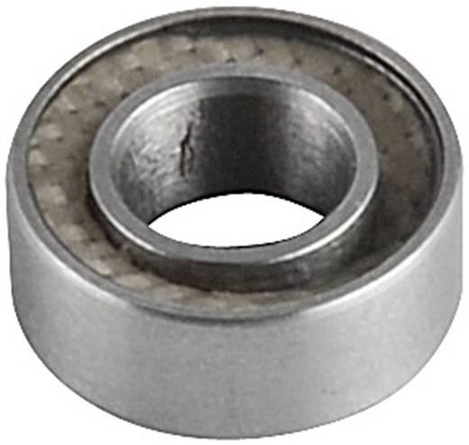 Reely Kugellager Chromstahl Innen-Durchmesser: 4 mm Außen-Durchmesser: 10 mm Drehzahl (max.): 48000 U/min