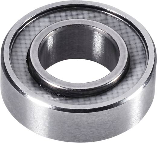 Reely Kugellager Chromstahl Innen-Durchmesser: 6 mm Außen-Durchmesser: 12 mm Drehzahl (max.): 49000 U/min