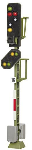 H0 Viessmann 4016 Lichtsignal mit Vorsignal Ausfahrsignal Fertigmodell DB