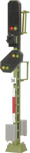 N Viessmann 4414 Lichtsignal mit Vorsignal Blocksignal Fertigmodell DB