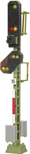 N Viessmann 4415 Lichtsignal mit Vorsignal Einfahrsignal Fertigmodell DB
