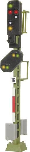 N Viessmann 4416 Lichtsignal mit Vorsignal Ausfahrsignal Fertigmodell DB