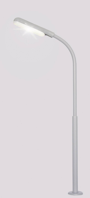 Viessmann 60906 Peitschenleuchte 5+1 LED weiß H0