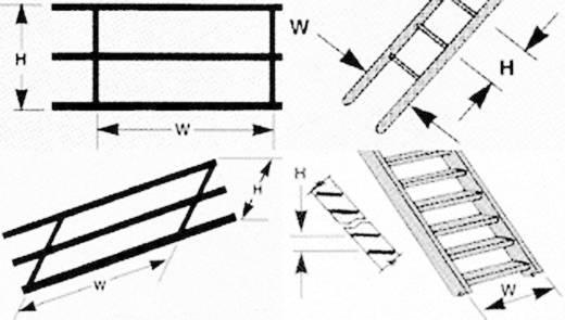 Piko N Trappa (STAS-2) P90661 N Treppen Fertigmodell