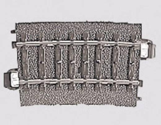 H0 Märklin C-Gleis (mit Bettung) 24207 Gebogenes Gleis