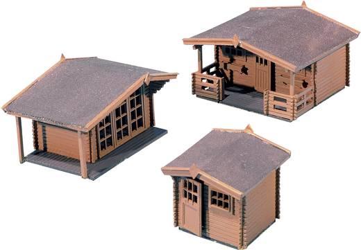 Faller 130208 H0 3 Gartenhäuser