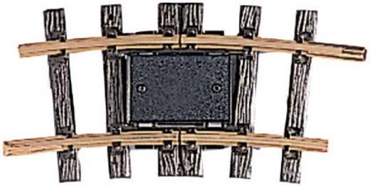 G LGB Gleis 11152 Trenngleis, gebogen 15 ° 645 mm