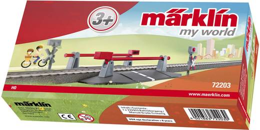 Märklin World 72203 H0 Märklin My World Manueller Bahnübergang