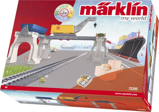 Märklin World 72205 H0 Märklin my world Verladestation mit Förderband (Bausatz click and mix)