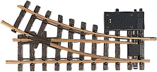 G LGB Gleis 12050 Weiche, elektrisch, rechts 300 mm 30 ° 645 mm