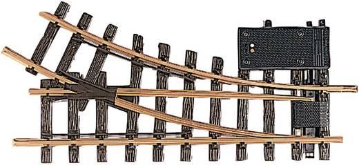 G LGB Gleis 12050 Weiche, elektrisch, rechts 300 mm