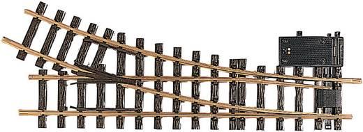 G LGB Gleis 16050 Weiche, elektrisch, rechts 440 mm