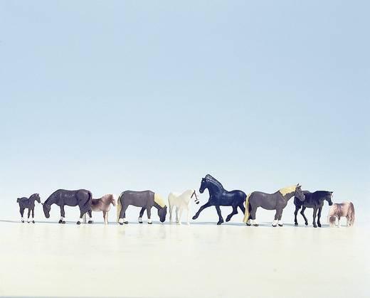 NOCH 15761 H0 Figuren Pferde