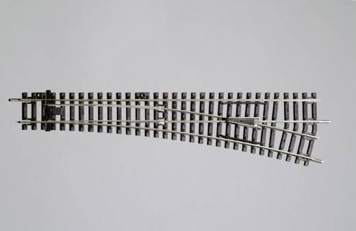 H0 Piko A-Gleis 55221 Weiche, rechts 239.07 mm 15 ° 908 mm