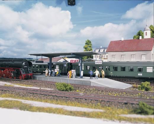 Piko H0 61821 H0 Bahnsteig Burgstein