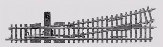 H0 Märklin K-Gleis (ohne Bettung) 22715 Weiche, links 225 mm 14.43 ° 902.4 mm