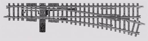 H0 Märklin K-Gleis (ohne Bettung) 22716 Weiche, rechts 225 mm