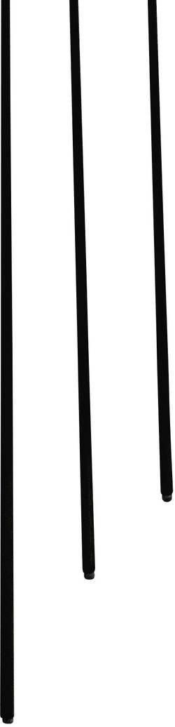 Profil Carbone rectangulaire Carbotec 236146 (L x l x h) 500 x 8 x 0.8 mm 1 pc(s)