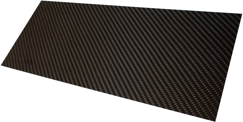 plaque de carbone 2mm