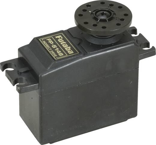 Futaba Standard-Servo S 148 Analog-Servo Getriebe-Material: Kunststoff Stecksystem: Futaba