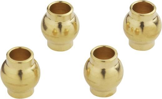 Ersatzteil Reely CB113 Alu-Kragenkugeln (3 x 7 mm) mi 3 mm Bohrung