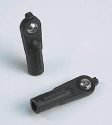 Messing, Kunststoff Kugelkopf mit Innengewinde M3 Kavan KUGELGELENK M3, PCKG. MIT 5 ST. 5 St.