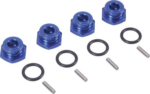 Reely Alu-Felgenmitnehmer 12 mm 6-Kant Blau / Breite 7 mm (VA1077B)