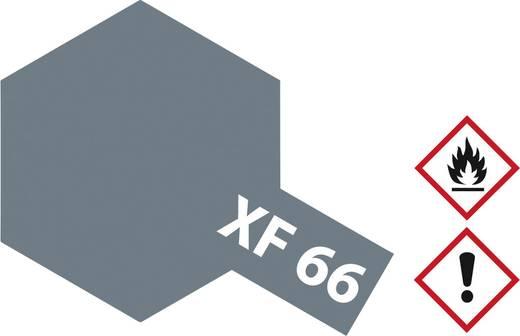 Tamiya 81366 Acrylfarbe Hellgrau (matt) Farbcode: XF-66 Glasbehälter 23 ml