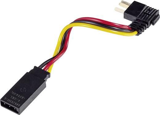 Servo Adapterkabel [1x Futaba-Stecker - 1x MPX-Stecker] 90 mm 0.14 mm² Modelcraft