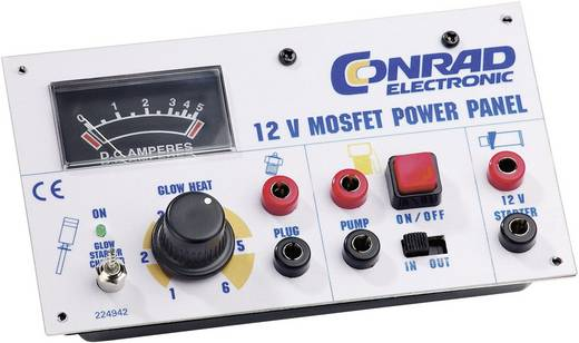 Reely 12 V MOSFET Power Panel