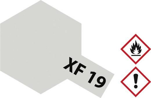 Tamiya 81319 Acrylfarbe Himmel-Grau (matt) Farbcode: XF-19 Glasbehälter 23 ml