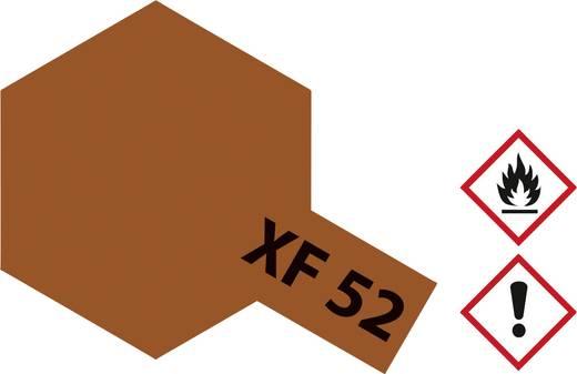Tamiya 81352 Acrylfarbe Erdfarben (matt) Farbcode: XF-52 Glasbehälter 23 ml