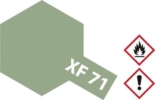 Tamiya Acrylfarbe Cockpit-Grün (matt) XF-71 Glasbehälter 23 ml