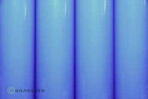 Bügelfolie Oracover 21-051-002 (L x B) 2 m x 60 cm Blau (fluoreszierend)