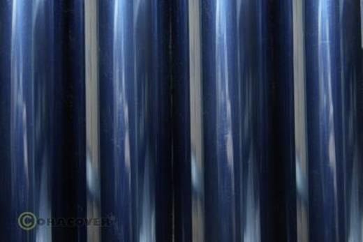 Bügelfolie Oracover 21-059-002 (L x B) 2 m x 60 cm Blau (transparent)