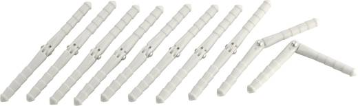 Stiftscharnier Rund Kunststoff Modelcraft (Ø) 4.5 mm 10 St.
