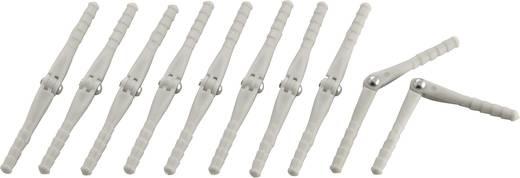 Stiftscharnier Rund Kunststoff Modelcraft (Ø) 3 mm 10 St.