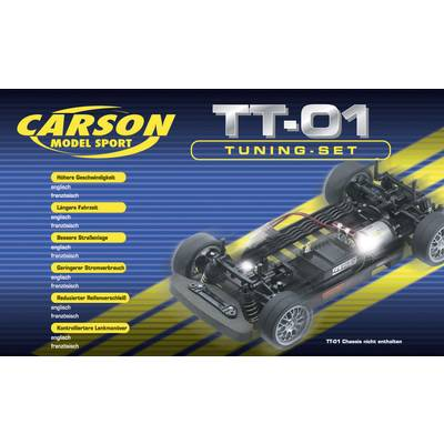 Ersatzteil Carson Modellsport 908123 TT-01(E) Tuning-Set Preisvergleich