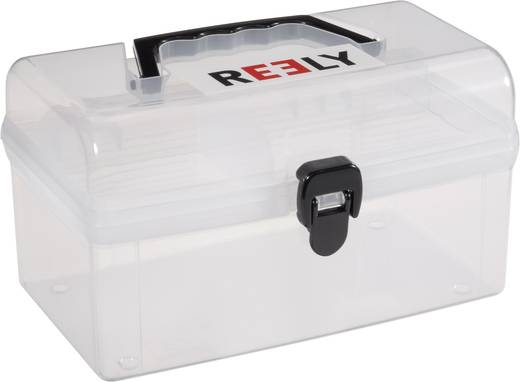 Modellbau-Transportbox (L x B x H) 220 x 130 x 110 mm Reely