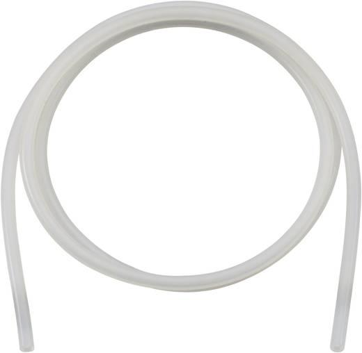 Reely Silikonkraftstoff-Schlauch Innen-Durchmesser 3.2 mm Transparent